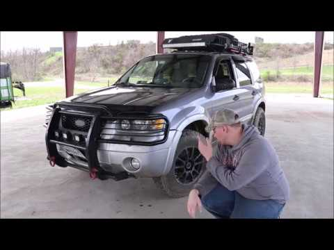 Image Result For Ford Escape Lifted