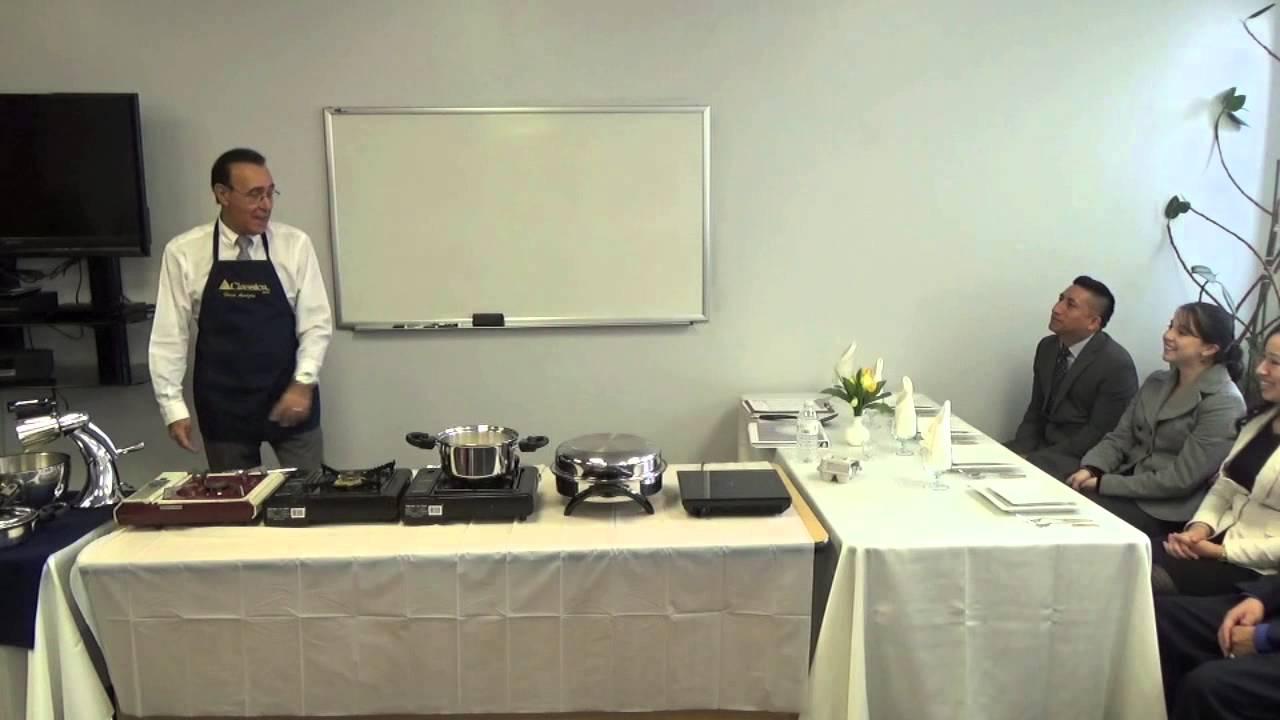 Demostración de Cocina Saludable - Rollo de Carne con Vegetales y ...