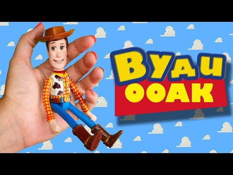 ООАК Вуди История Игрушек | OOAK Toy Story