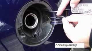 How Install New Fuel Cap Your Vw Car