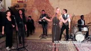 Postmodern Jukebox ft.Morgan James & Tambourine guy...