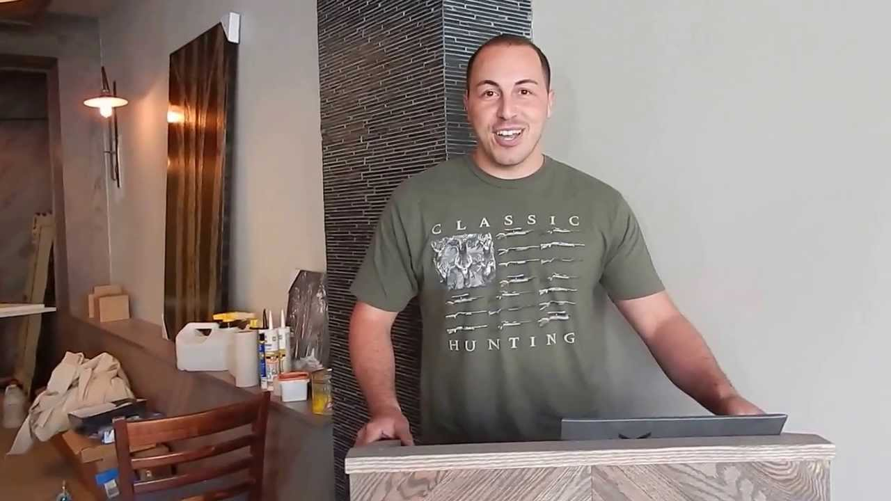 chef nick di bona at madison kitchen in larchmont - youtube