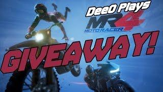 New Moto Game - Moto Racer 4! Dirt and Asphalt Moto Racing + GIVEAWAY!