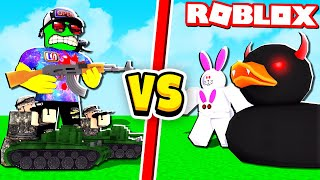 Gathered a COOL TEAM and PERFORMED the event Tower Defense Simulator Roblox