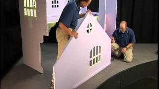 Tradewins Dollhouse Assembly