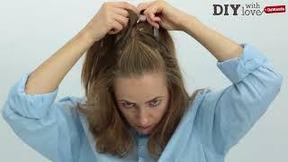 3 proste i szybkie fryzury