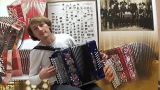 Павел Уханов играет Битлз на гармони!