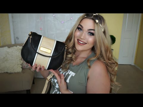 What's in My Purse? Spring 2016 | LoeyLane
