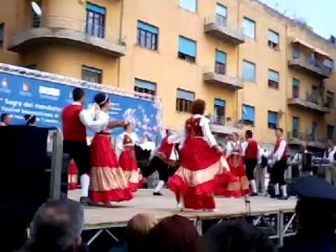 69^sagra del mandorlo in fiore (Kosovo group)