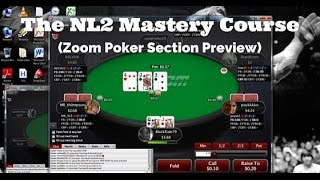the nl2 mastery course zoom section preview
