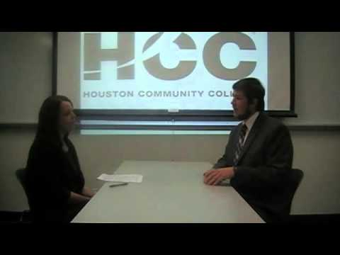 Houston Community College System  Job Interview Technique