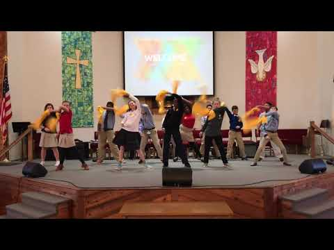 Praise Academy-School Choice Week Dance 2018