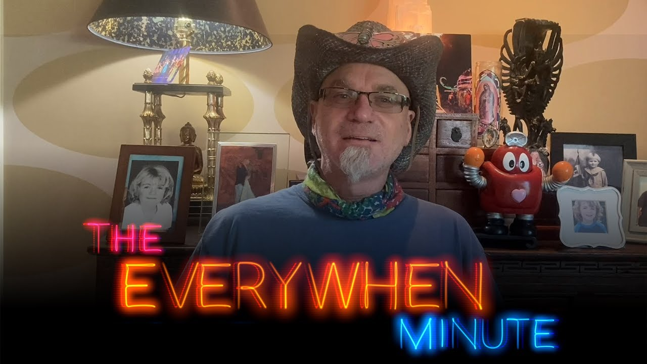 """The Everywhen Minute: Ep2 """"Mythbusters"""""""