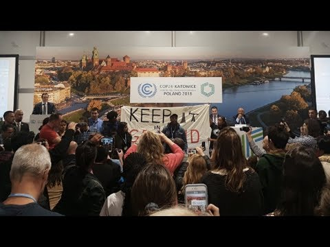 "UN Climate Talks ""Compromise"" Our Future"