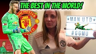 DDG MASTERCLASS | MUFC FAN REACTION BEATING SPURS 0-1 | 13th January 2019