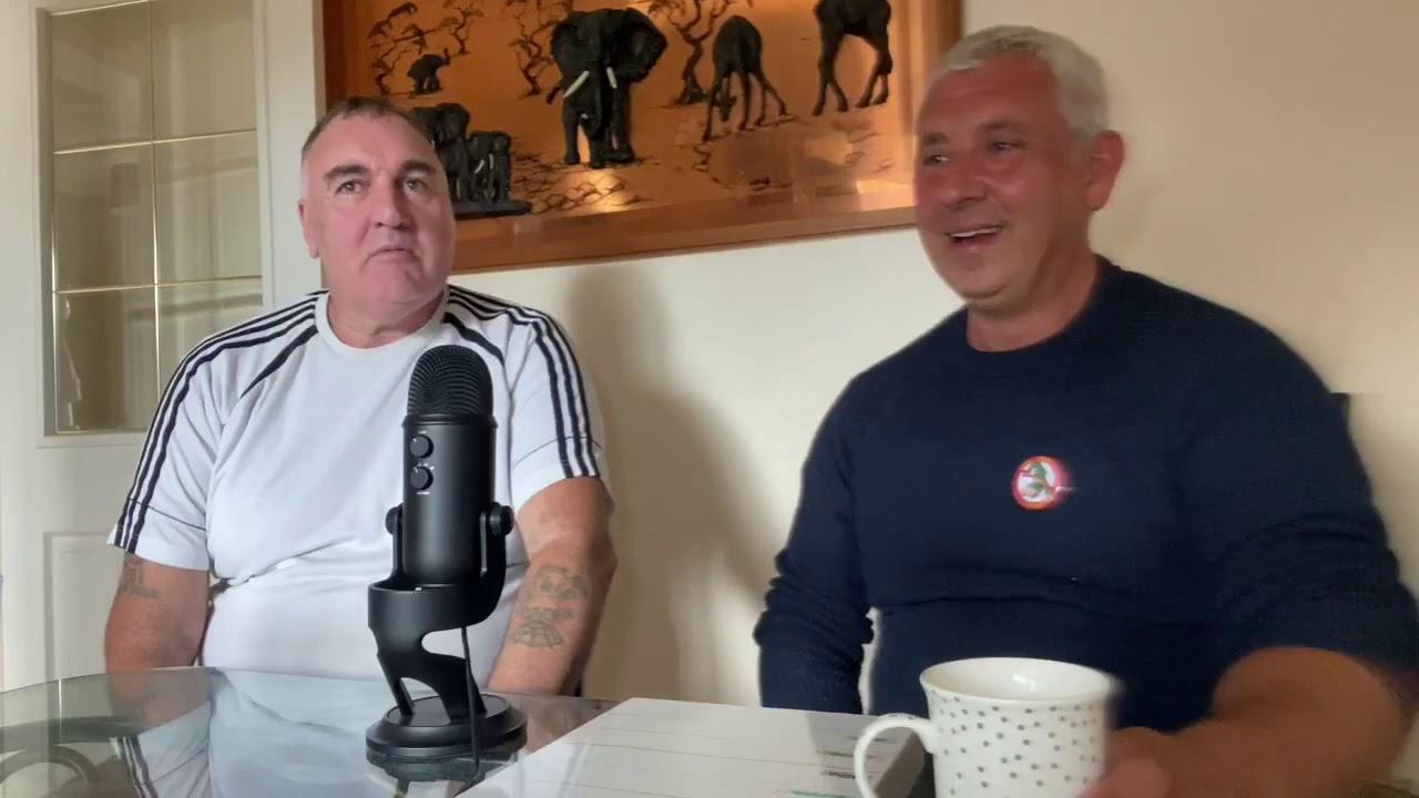 Brian Cockerill Interviews Jon Wedger