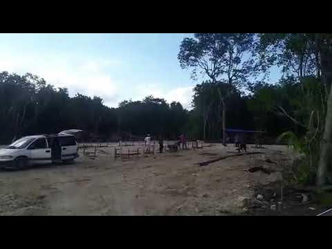 Enclave Belize - construction