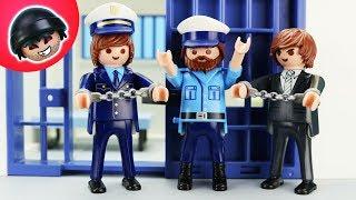 Tonis Verwechselung! Playmobil Polizei Film - KARLCHEN KNACK #208