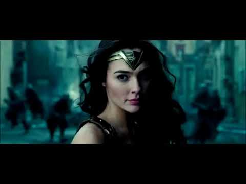 Wonder Woman  - Protectors of the Earth