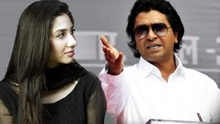 Mahira Khan REACTS on Pakistani ACTORS Working in Bollywood