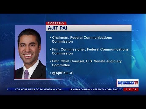 Ajit Pai Discusses Net Neutrality