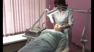 Лазерная терапия лица(, 2015-12-06T17:03:38.000Z)