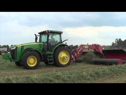 2012 Wisconsin Farm Technology Days - Field Demonstrations