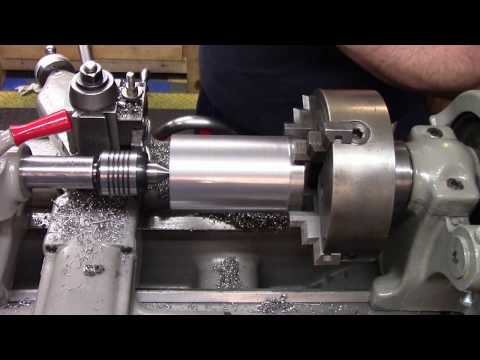 """Southbend 13"""" Large Dial Upgrade:  Bushing Part 1"""