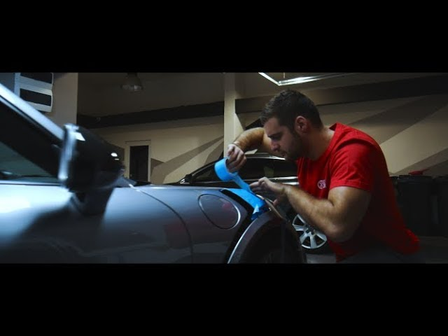 Redline Custom | Porsche GT2 RS