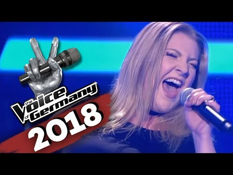 REO Speedwagon - Can't Fight This Feeling (Debora Vater) | The Voice of Germany  | Blind Audition