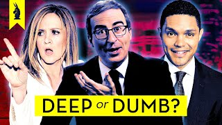 COMEDY NEWS: Is It Deep or Dumb?