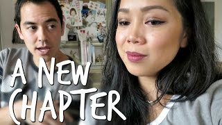 A New Chapter in Our Lives - November 04, 2016 - ItsJudysLife Vlogs