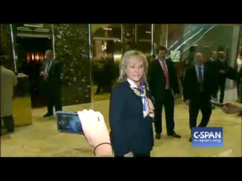 Mary Fallin Meets with President-Elect Trump
