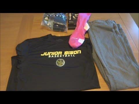 11 NEW PICKUPS - Nike Elite Socks, Nike Pro Combat Sleeve, Dri Fit Shirt, Arizona Skinny Jeans