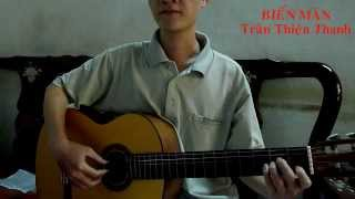 Bien man-Tran Thien Thanh-Bolero guitar