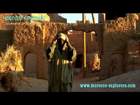 A Desert Village in the Sahara, Morocco - Introduction