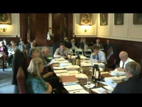 Gov. & Executive Council Meet. Part 3 - 11-30-11 - 42 Mins. VTS 01 3