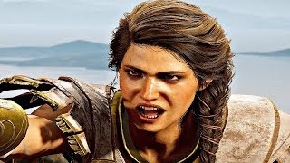 KASANDRO, TO JUŻ KONIEC! - Assassin's Creed Odyssey [PS4]