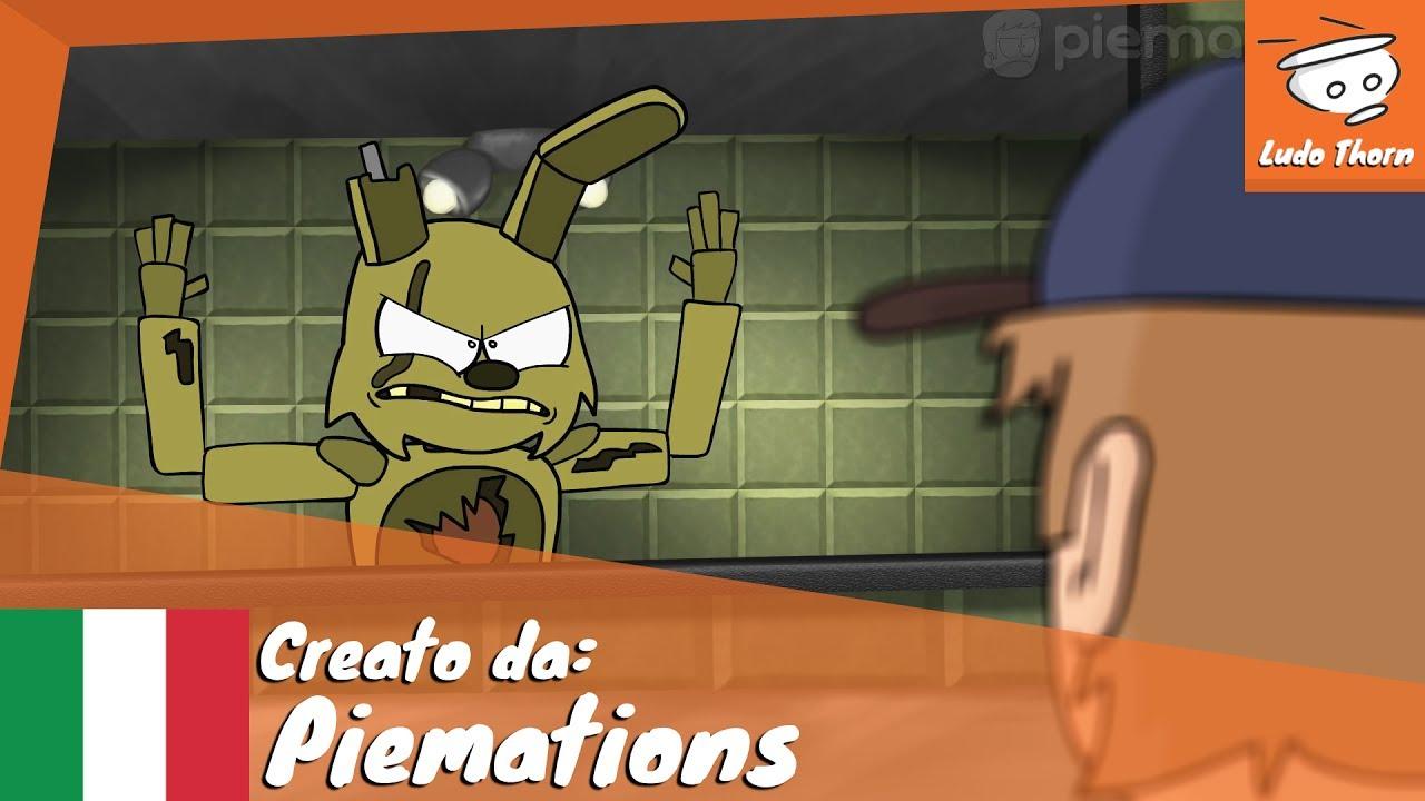 5 Am At Freddy S Il Sequel Doppiaggio Ita Youtube