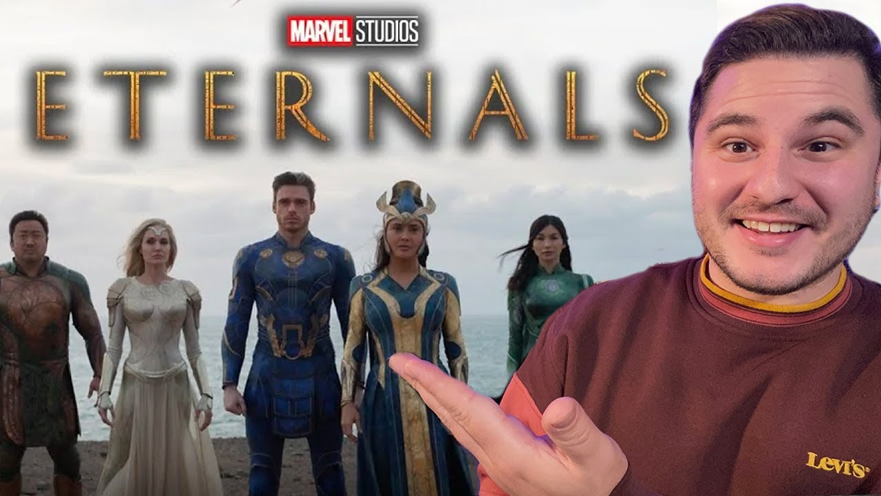 Marvel's 'Eternals' Is Currently Reviewing As The Third Worst MCU ...