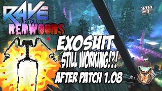 Rave In The Redwoods Exo Suit Glitch STILL WORKING AFTER PATCH 1.08!!!