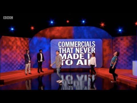 Mock the Week, Series 16, Episode 7. Angela Barnes, Ed Byrne, Ed Gamble, Milton Jones & Nish Kumar.