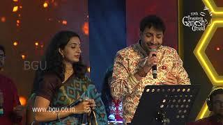 """ADAVI DEVIYA KAADU JANAGALA""By Divya Raghavan & Chinmai Athreya  @57th Bengaluru Ganesh Utsava 2019"