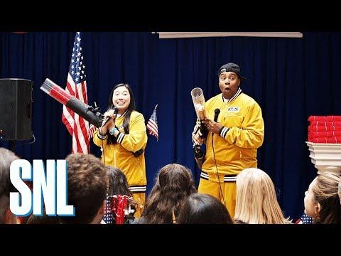 Ted Cruz Rally - SNL
