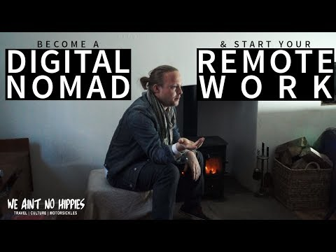 Digital Nomad | How I started remote working & quit the 9-5 job