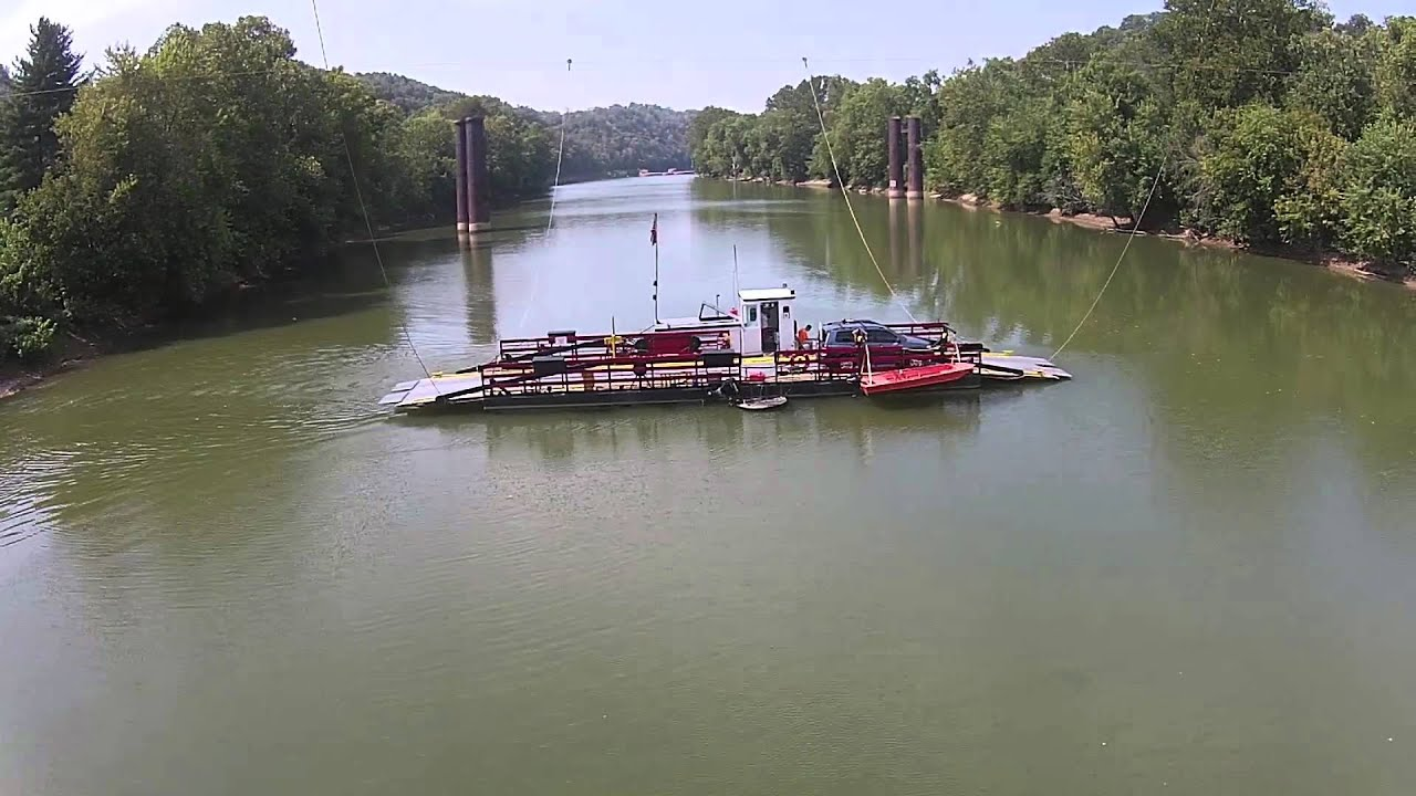 Valley View Ferry, Richmond, Kentucky