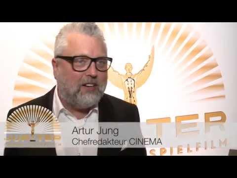 Jupiter Award 2014: Cinema-Chefredakteur Artur Jung