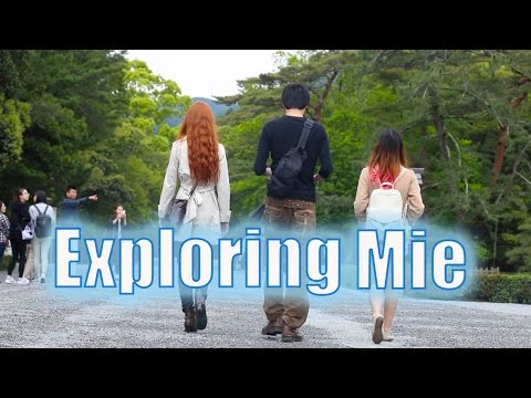 Exploring Mie with Rachel & Jun and Kim Dao