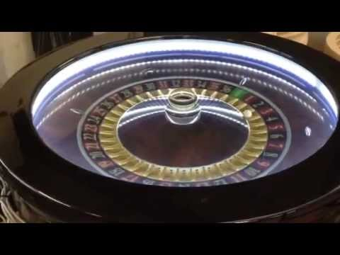 Switchable Glass| Roulette Wheel @Smartglass International