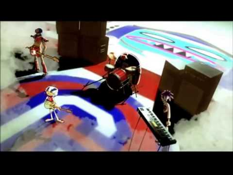 Gorillaz and Deltron 3030- Time Keeps Slipping MUSIC VIDEO